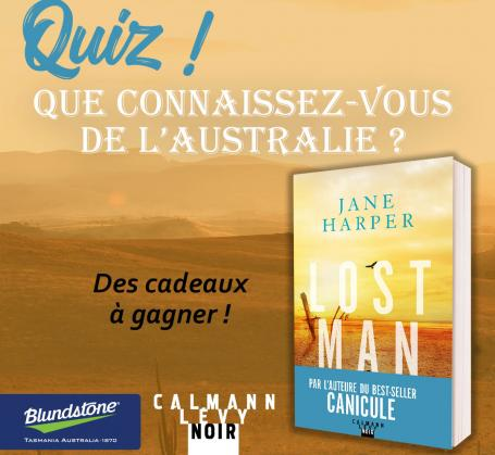 Concours Lost Man