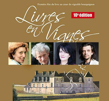 Salon Livres en vignes