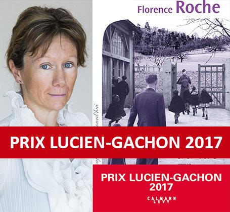 Florence Roche, Prix Lucien-Gachon 2017