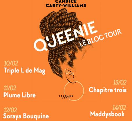 Queenie, le blog tour