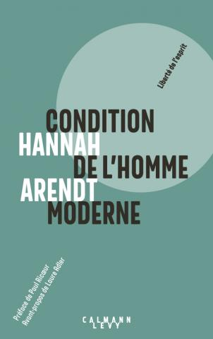 Condition de l'homme moderne NED 2018